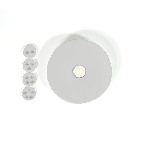 Flos - Mehrfach-Baldachin für Aim und Aim Small Pendelleuchten, weiß