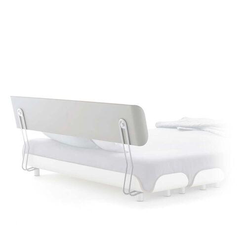 Stadtnomaden - Rückenlehne für Tiefschlaf Bett 140 cm, weiß