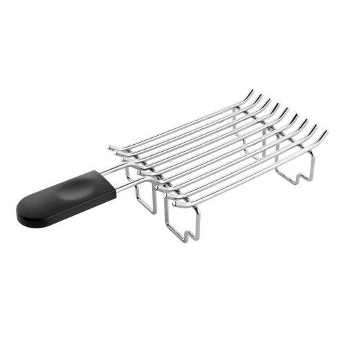 KitchenAid - Brötchenaufsatz für Toaster, Stahl verchromt