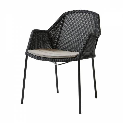Cane-line - Sitzauflage für Breeze Sessel stapelbar (5464), taupe
