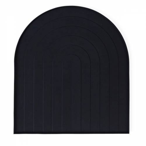 OYOY - Abtropfmatte, schwarz