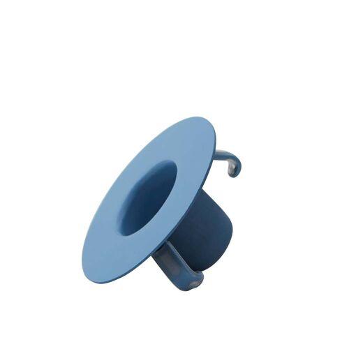Design Letters - Kerzenhalterung für AJ Porzellan Mini-Becher und Vase, blau