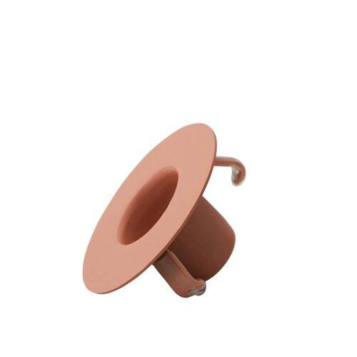 Design Letters - Kerzenhalterung für AJ Porzellan Mini-Becher und Vase, nude