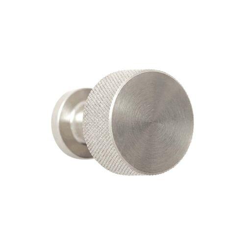 Form & Refine - Angle Haken Ø 3 cm, für Angle Hocker, chrom matt