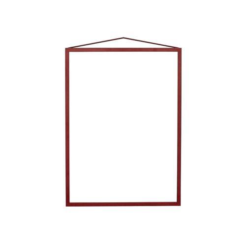 MOEBE - Frame Bilderrahmen A3, depp red