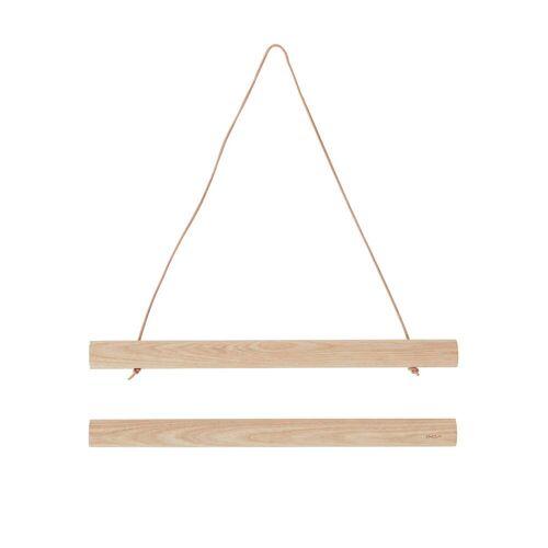 OYOY - Bilderleisten Holz, 33 cm, Esche