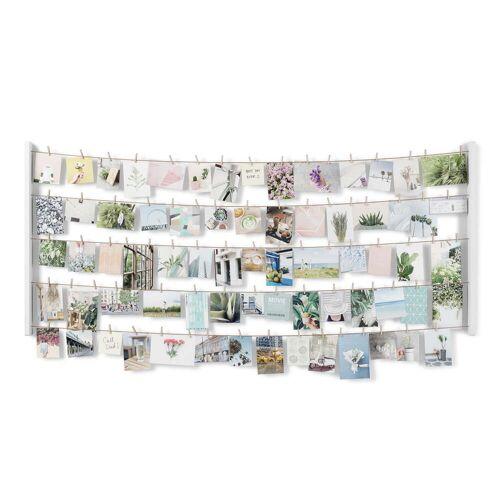 Umbra - Hangit Fotowand, groß, weiß