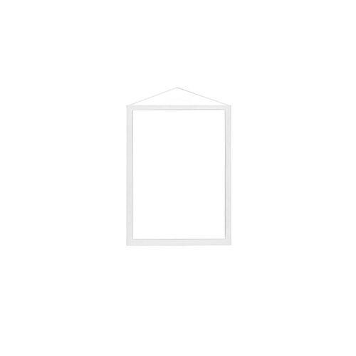 Moebe - Frame Bilderrahmen A5, weiß