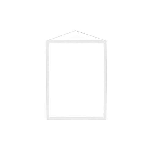Moebe - Frame Bilderrahmen A4, weiß