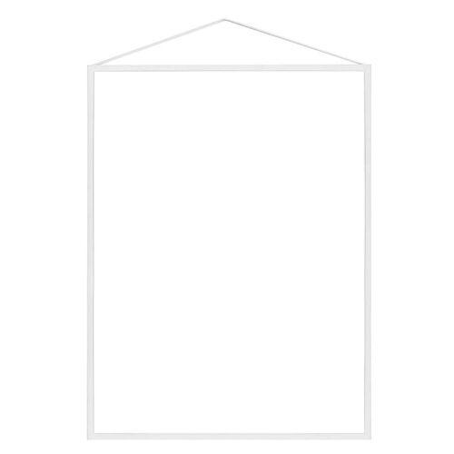 MOEBE - Frame Bilderrahmen A2, weiß