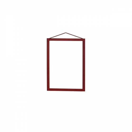 Moebe - Frame Bilderrahmen A5, deep red