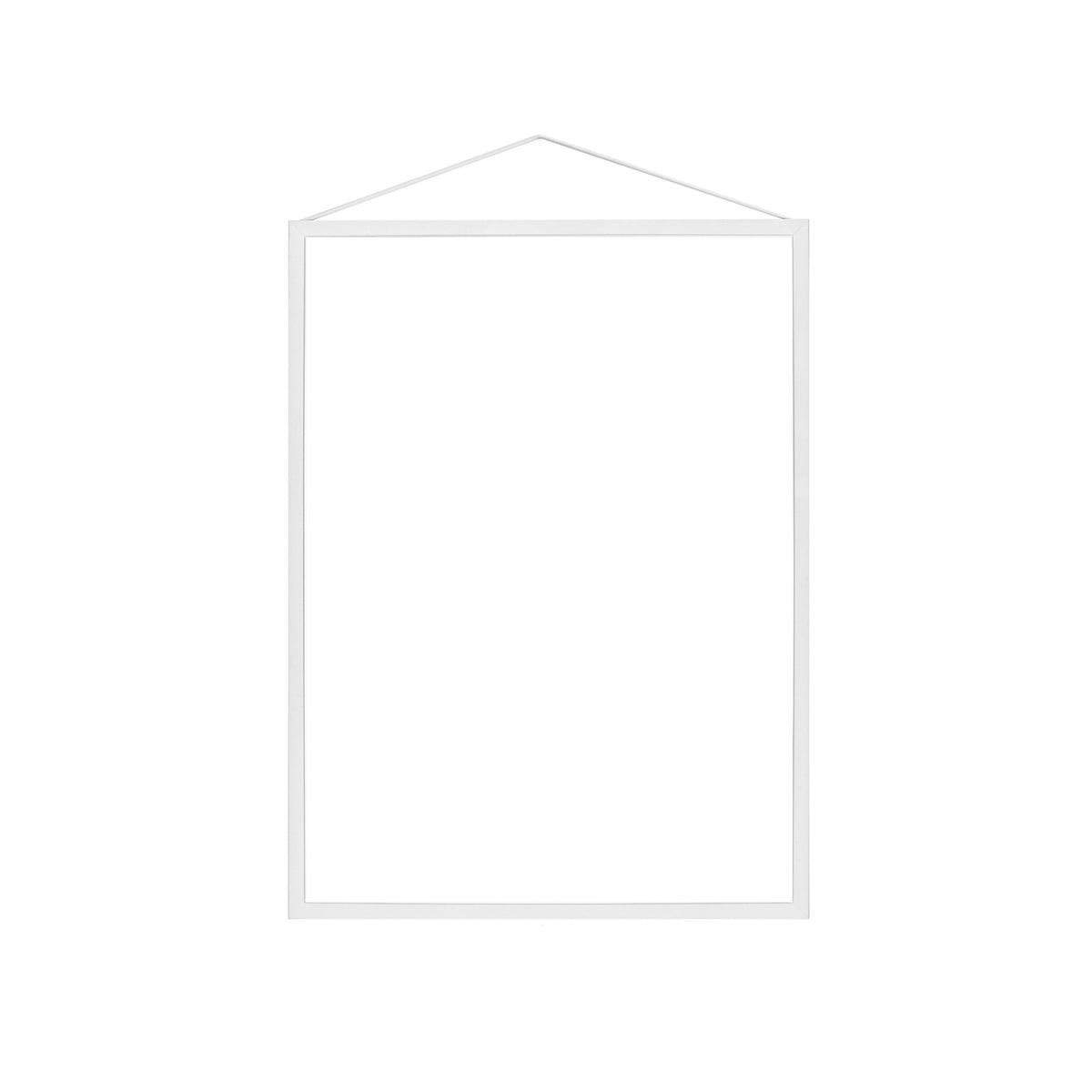 MOEBE - Frame Bilderrahmen A3, weiß