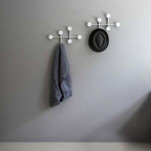 Menu - Afteroom Kleiderhaken, schwarz / Messing