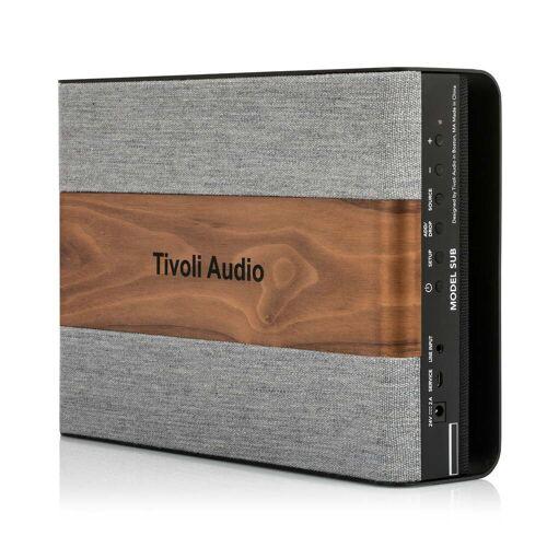Tivoli Audio - ART SUB Wireless Subwoofer, Walnuss / grau