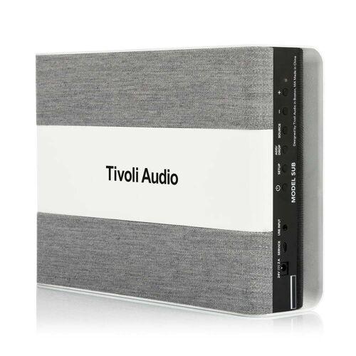 Tivoli Audio - ART SUB Wireless Subwoofer, weiß / grau