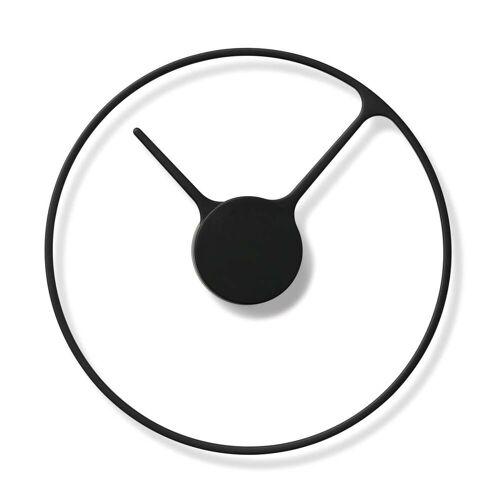 Stelton - Time Wanduhr 30 cm, schwarz