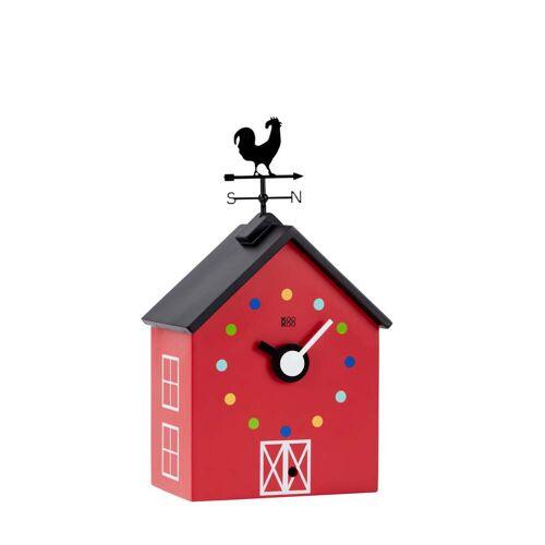 KooKoo - RedBarn Wanduhr, klein