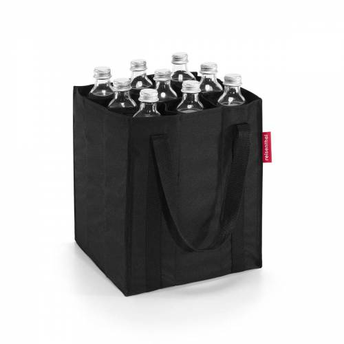 reisenthel - bottlebag, schwarz