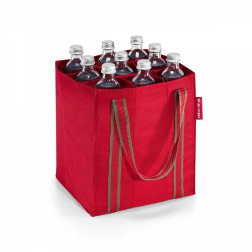 reisenthel - bottlebag, rot