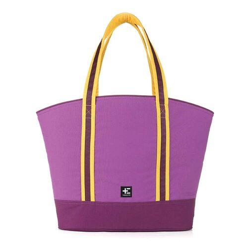Terra Nation - Rau Kopu Strandtasche, violett