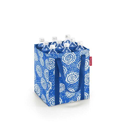 reisenthel - bottlebag, batik strong blue (Limited Edition)