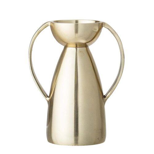 Bloomingville - Votive Teelichthalter, Ø 6,5 x H 13 cm, gold