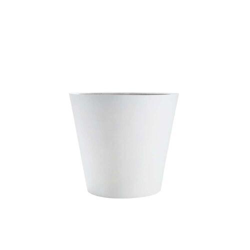 Amei - Pflanzkübel Der Runde, XXS, weiß