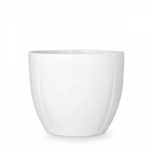Rosendahl - Grand Cru Übertopf 16 cm, weiß
