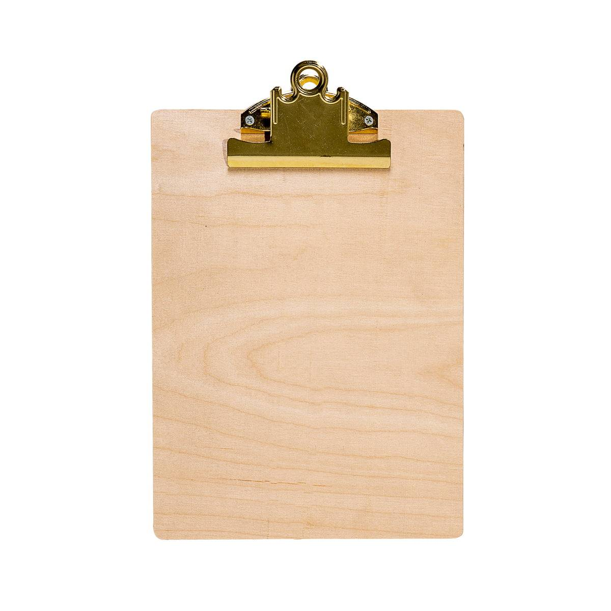 Bloomingville - Clipboard, gold