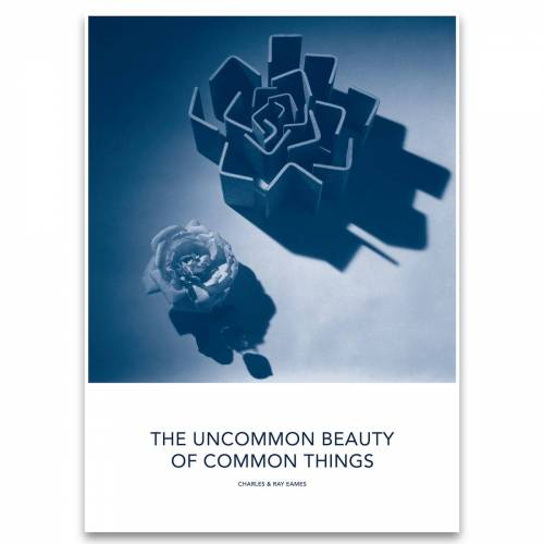 Vitra - Eames Quotes Poster, Beauty