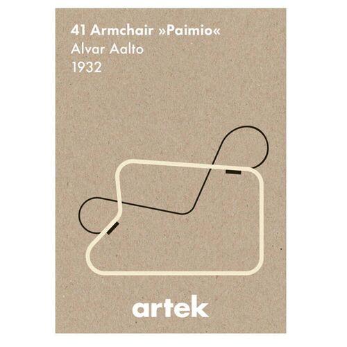 Artek - Icon Poster - Paimio