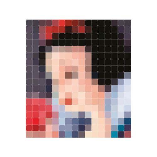 IXXI - Schneewittchen (Pixel), 160 x 180 cm