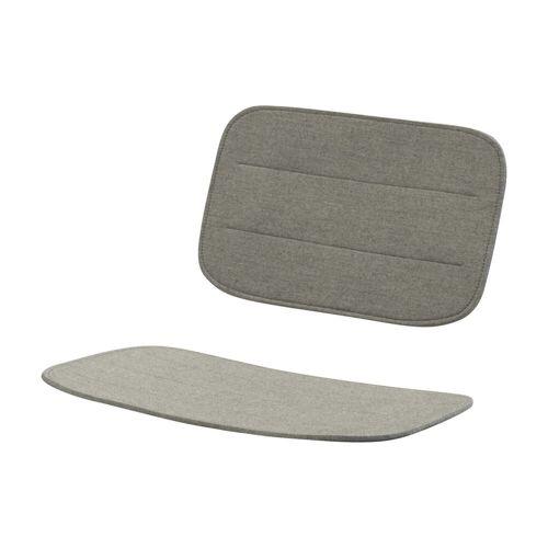 Skagerak - Sitzauflage für Lilium Lounge Stuhl, ash