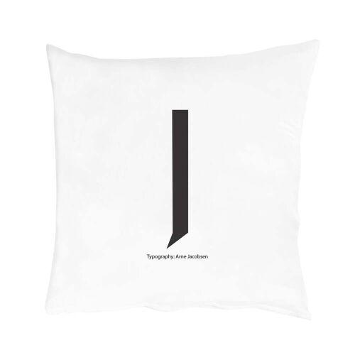 Design Letters - Kissenbezug von A-Z, J