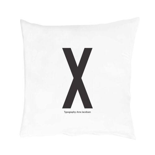 Design Letters - Kissenbezug von A-Z, X
