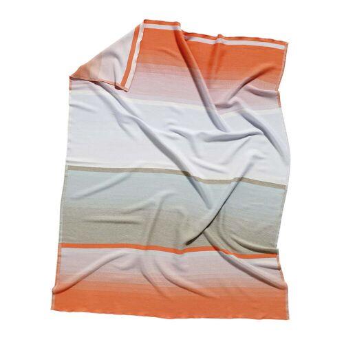HAY - Colour Plaid Wolldecke, Farbe: No. 9