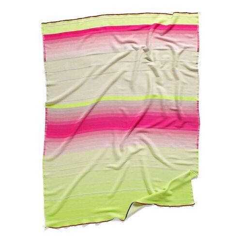 HAY - Colour Plaid Wolldecke, Farbe: No. 7
