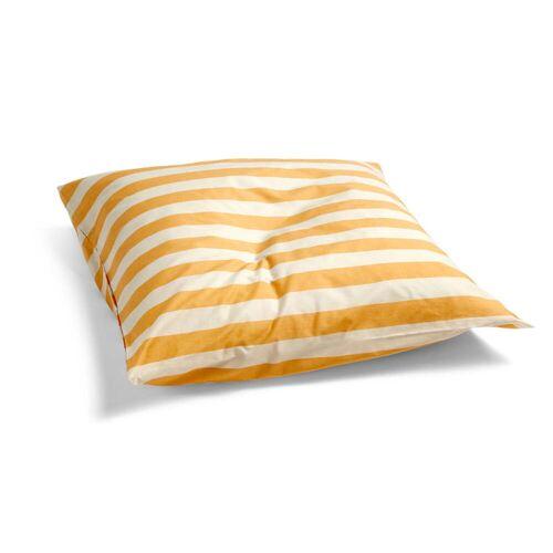 HAY - Été Kopfkissenbezug, 63 x 60 cm, warm yellow (DK)