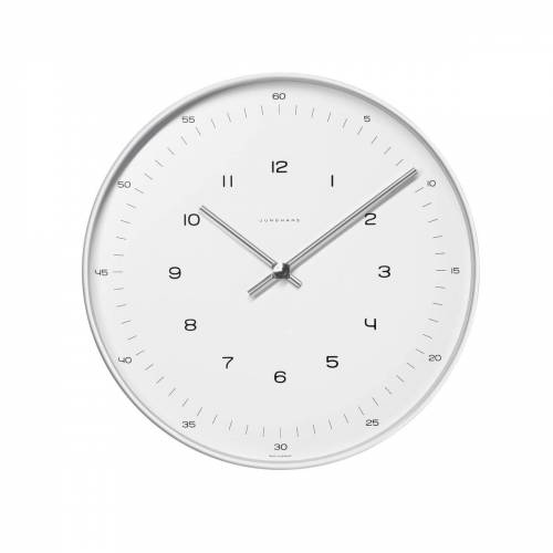Junghans - Max Bill Wanduhr, Zahlen, Ø 22 cm