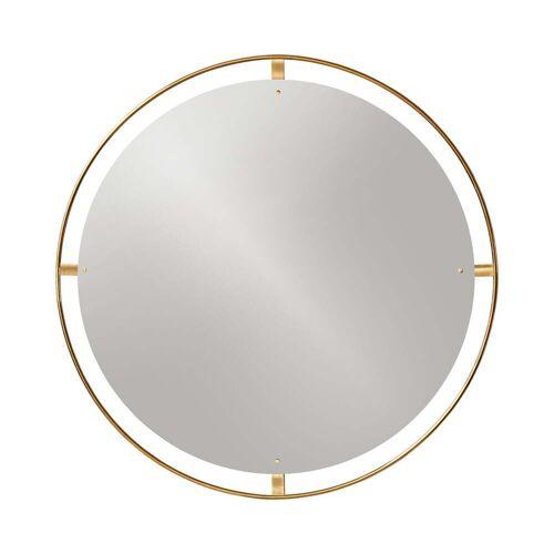 MENU - Nimbus Spiegel Ø 110 cm, Messing poliert