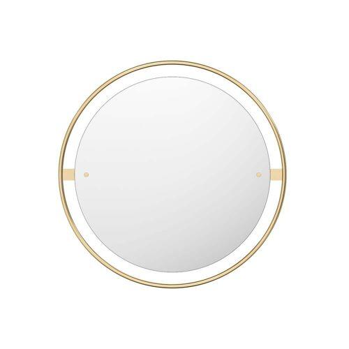 MENU - Nimbus Spiegel Ø 60 cm, Messing poliert