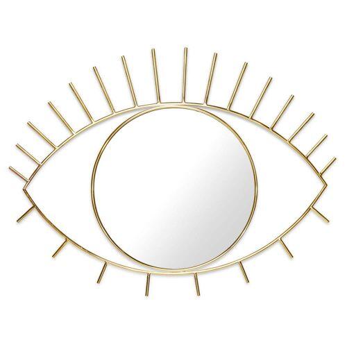 DOIY - Cyclops Wandspiegel L, gold