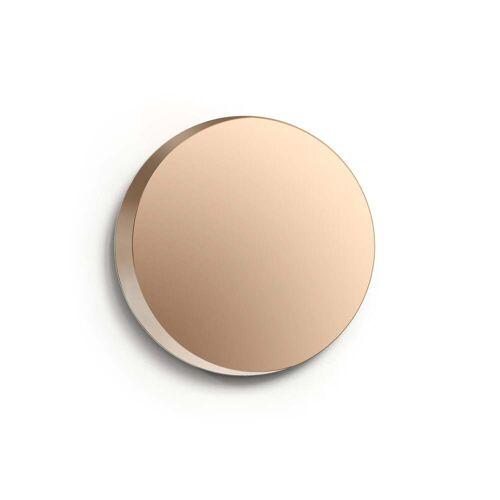 Caussa - Cres Spiegel, Ø 45 cm / bronze