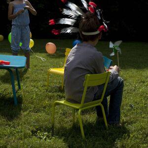 Fermob - Luxembourg Kid Kindertisch, türkis