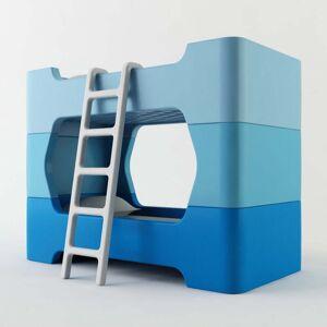 Magis Me Too - Bunky Einzelbett, dunkelblau