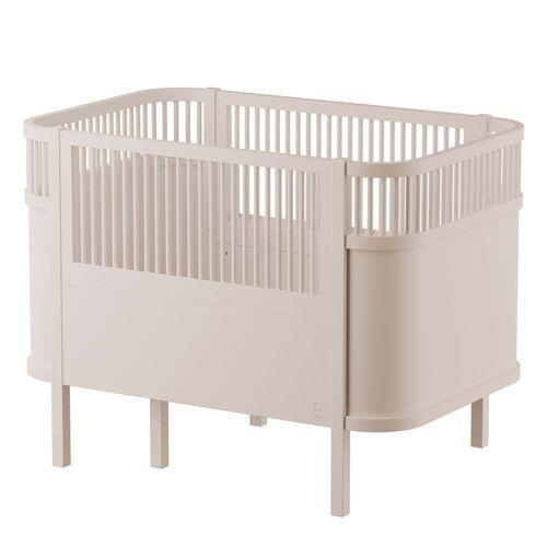 Sebra - Das Sebra Bett, Baby & Junior, birchbark beige