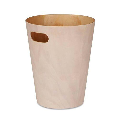 Umbra - Woodrow Papierkorb, weiß