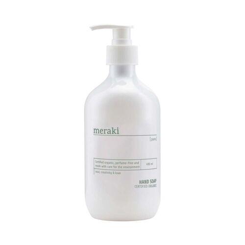 Meraki - Handseife, Pure, 490 ml