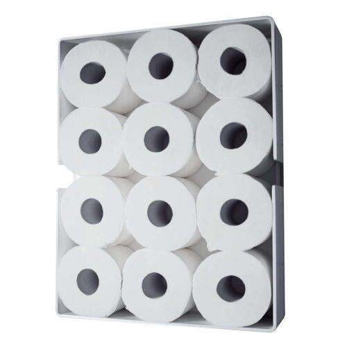 Radius Design - Puro Toilettenpapierschrank, weiß