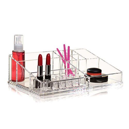 Nomess - Clear Make-Up Organizer XL